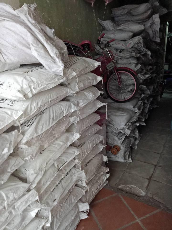 Bán Bột Sút Pha Khí Hidro Tại Hà Nội